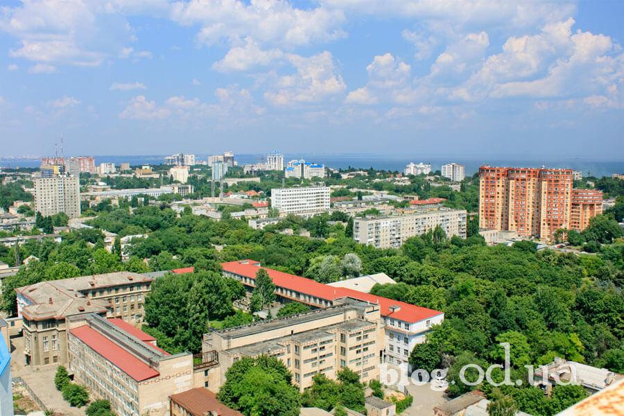 Адміністративні будівлі Одеси