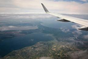 Одеса. Вид з літака
