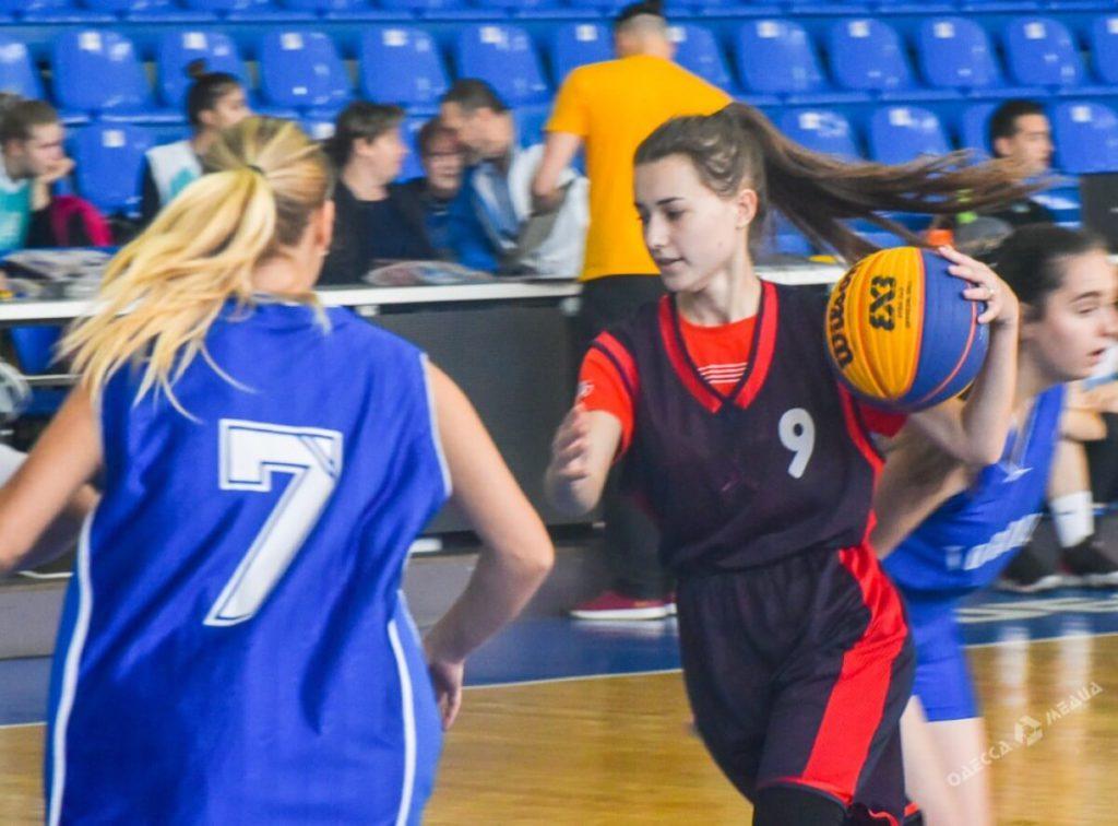 Баскетбольний турнір Odessa Student 3x3 - 1
