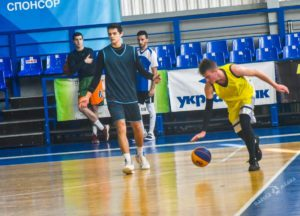 Баскетбольний турнір Odessa Student 3x3 - 2