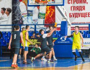 Баскетбольний турнір Odessa Student 3x3 - 3
