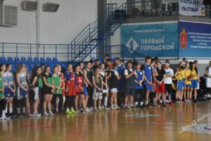 Баскетбольний турнір Odessa Student 3x3