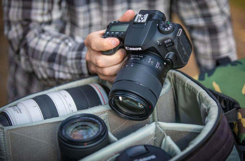Базовые знания по эксплуатации зеркального фотоаппарат